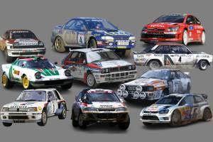 รวมตำนานรถแข่งแรลลี่ 10 รุ่นจาก 5 ยุคสมัย 1973-ปัจจุบัน แต่ละรุ่นมีประวัติสุดจี๊ดจากเรื่องจริง