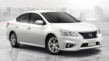 2021 Nissan Sylphy 1.6 Dig Turbo ราคารถ, รีวิว, สเปค, รูปภาพรถในประเทศไทย | AutoFun
