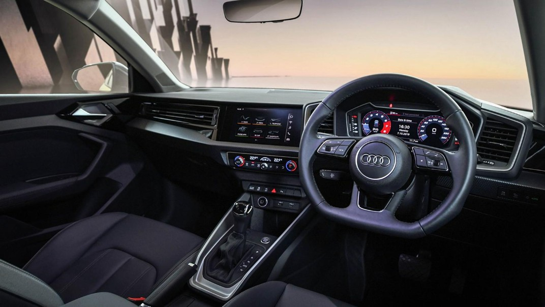 Audi A1 Sportback 2020 Interior 001