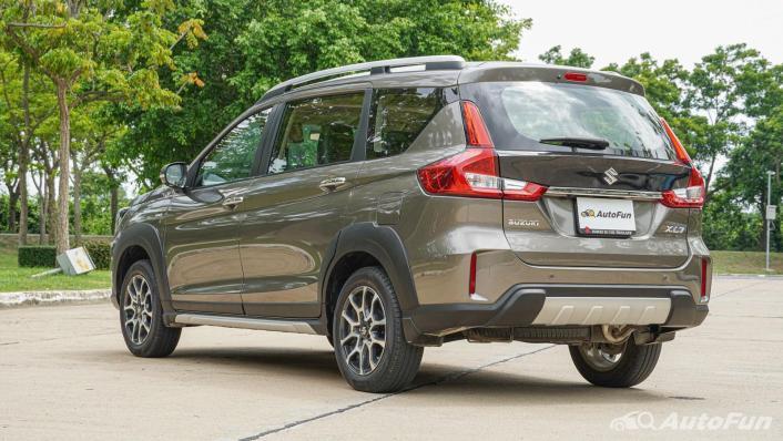 2020 1.5 Suzuki XL7 GLX Exterior 007