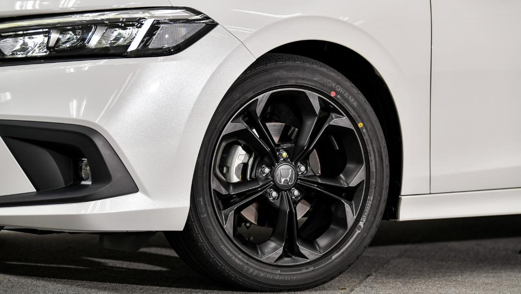 2022 Honda Civic RS Exterior 053