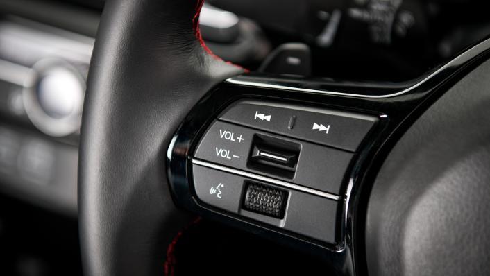 2022 Honda Civic RS Interior 007