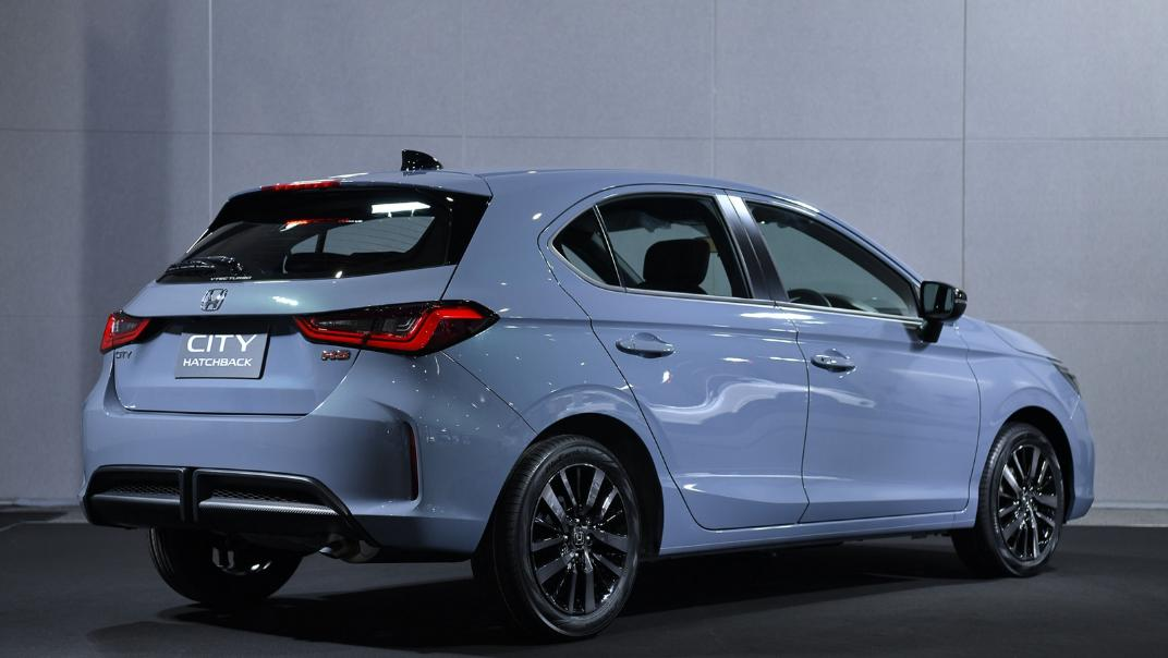 2021 Honda City Hatchback 1.0 Turbo RS Exterior 004