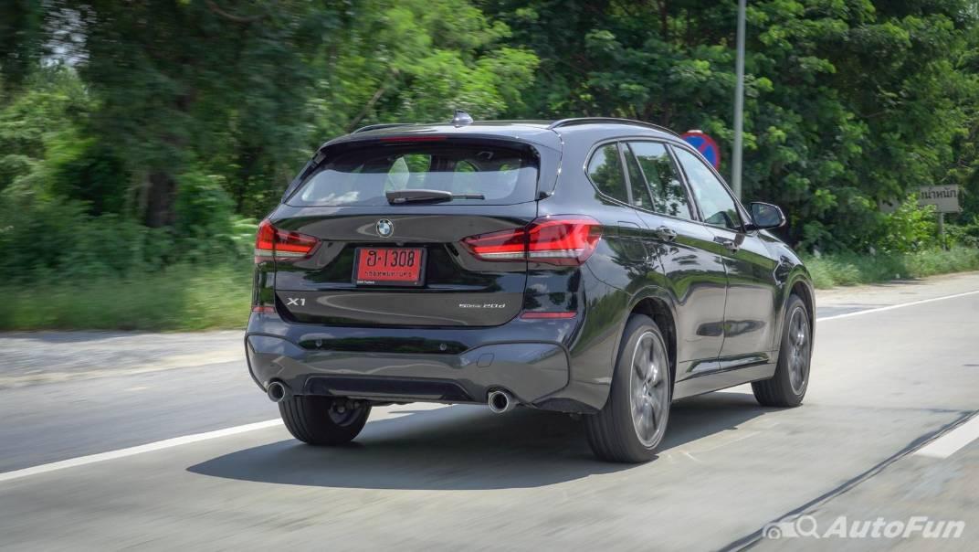 2021 BMW X1 2.0 sDrive20d M Sport Exterior 049
