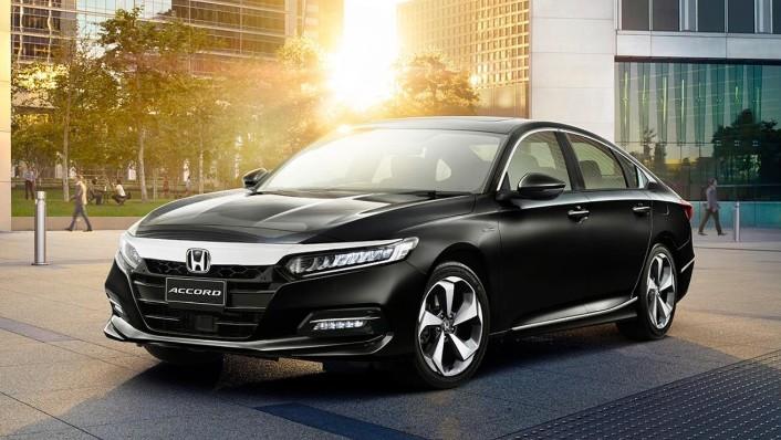 Honda Accord 2020 Exterior 001