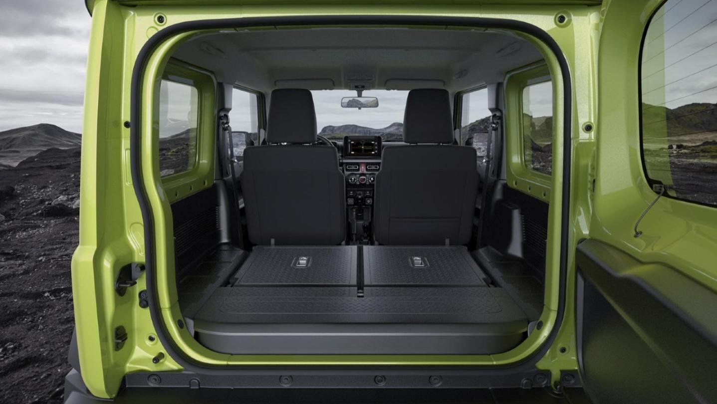 Suzuki Jimny 2020 Exterior 011