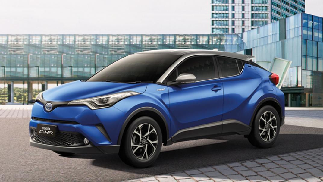 2021 Toyota C-HR Hybrid Premium Safety Exterior 029