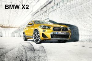 Review: BMW X2 สปอร์ตคูเป้ รถอเนกประสงค์สุดหรู