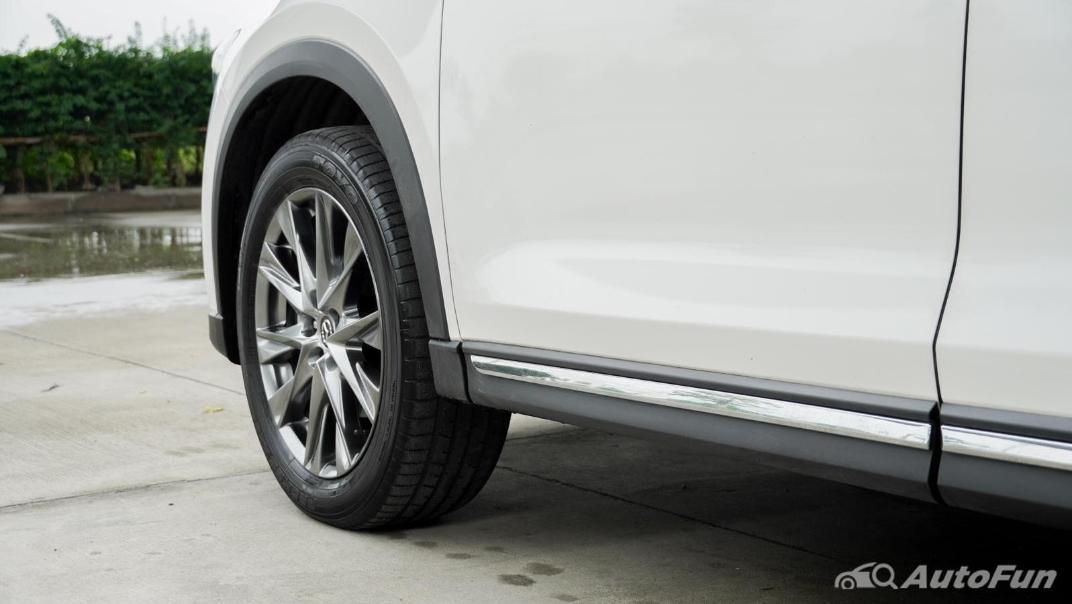 2020 Mazda CX-8 2.5 Skyactiv-G SP Exterior 036
