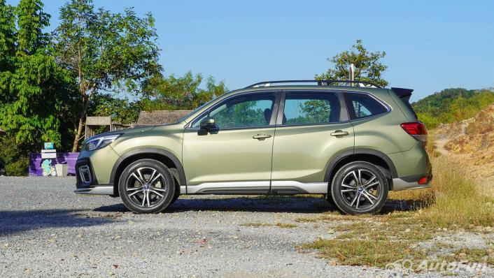 2020 Subaru Forester 2.0i-S EyeSight GT Exterior 008