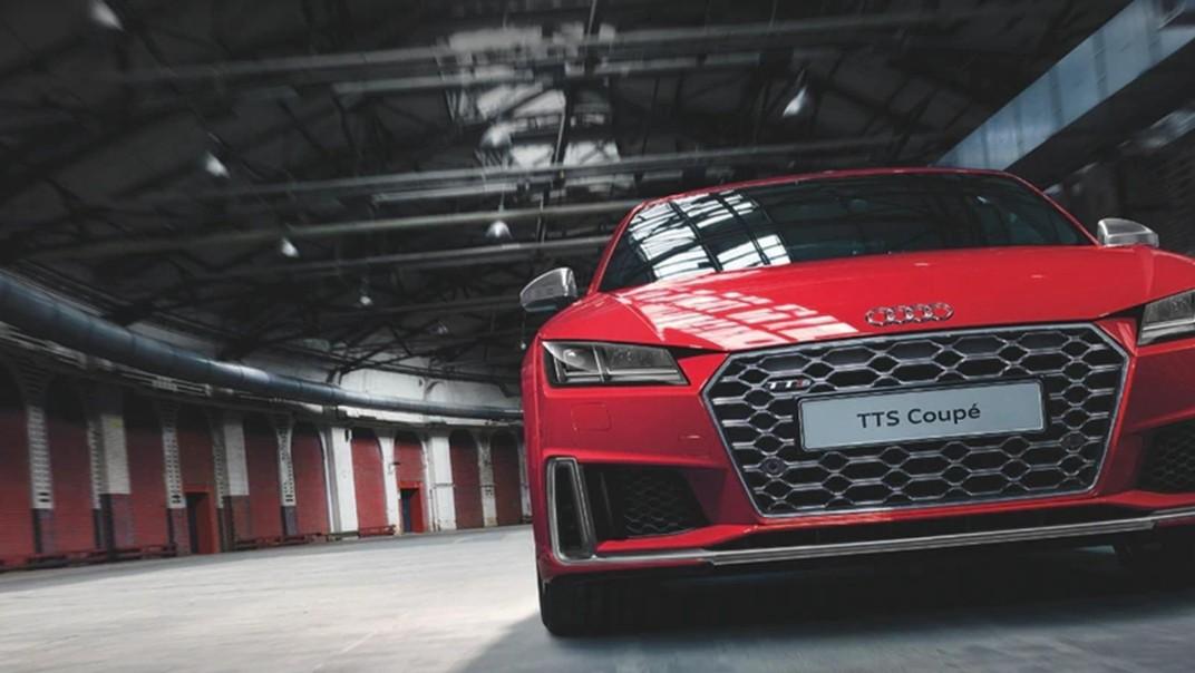 Audi TT Public 2020 Exterior 006