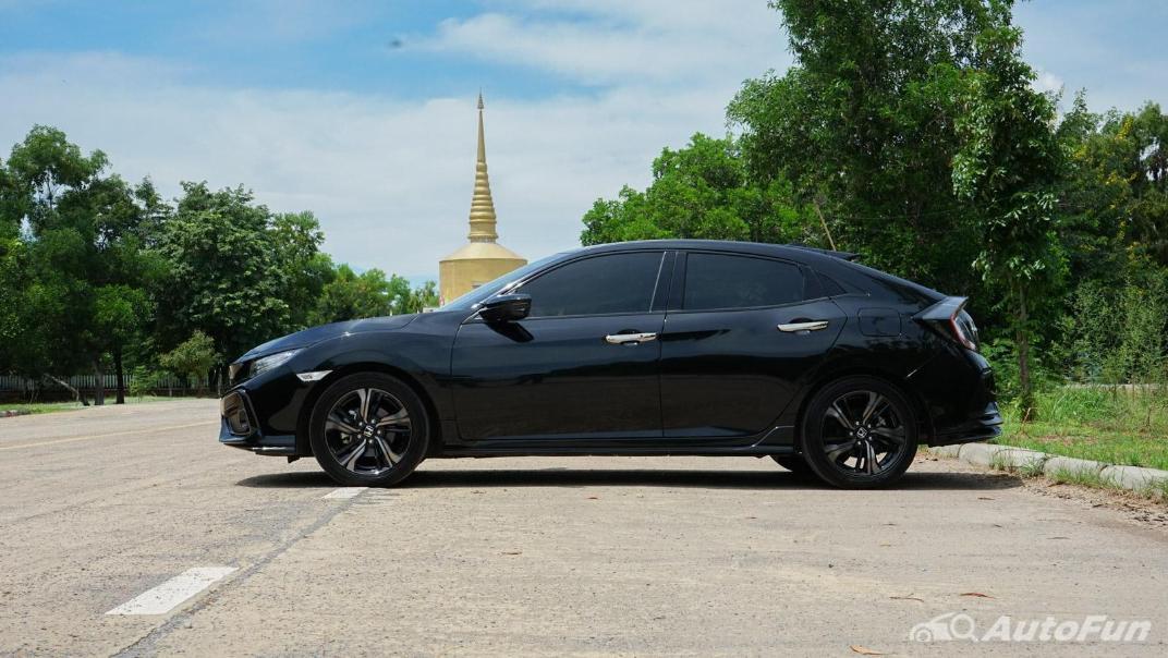 2020 Honda Civic 1.5 Turbo RS Exterior 040