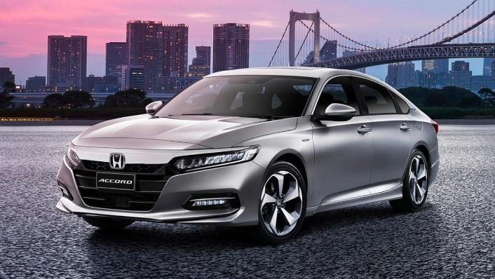 Honda Accord 2020 Exterior 002