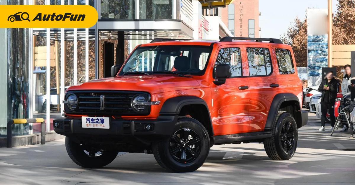 เก็บเงินรอ 2022 Haval Tank 300 ไอ้รถถังที่จะทำให้คุณเมิน Toyota Fortuner 01