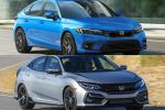 2022 Honda Civic Hatchback ทรงใหม่ปะทะทรงเดิม เทียบภาพทุกมุม ใครว่าน่าเกลียดจริงหรือ ?