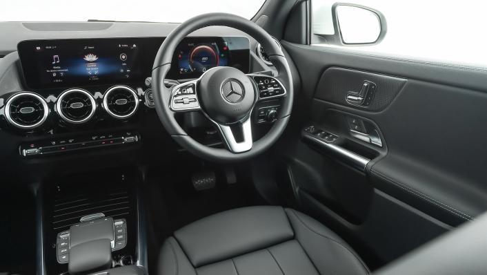 2021 Mercedes-Benz GLA-Class 200 Progressive Interior 007