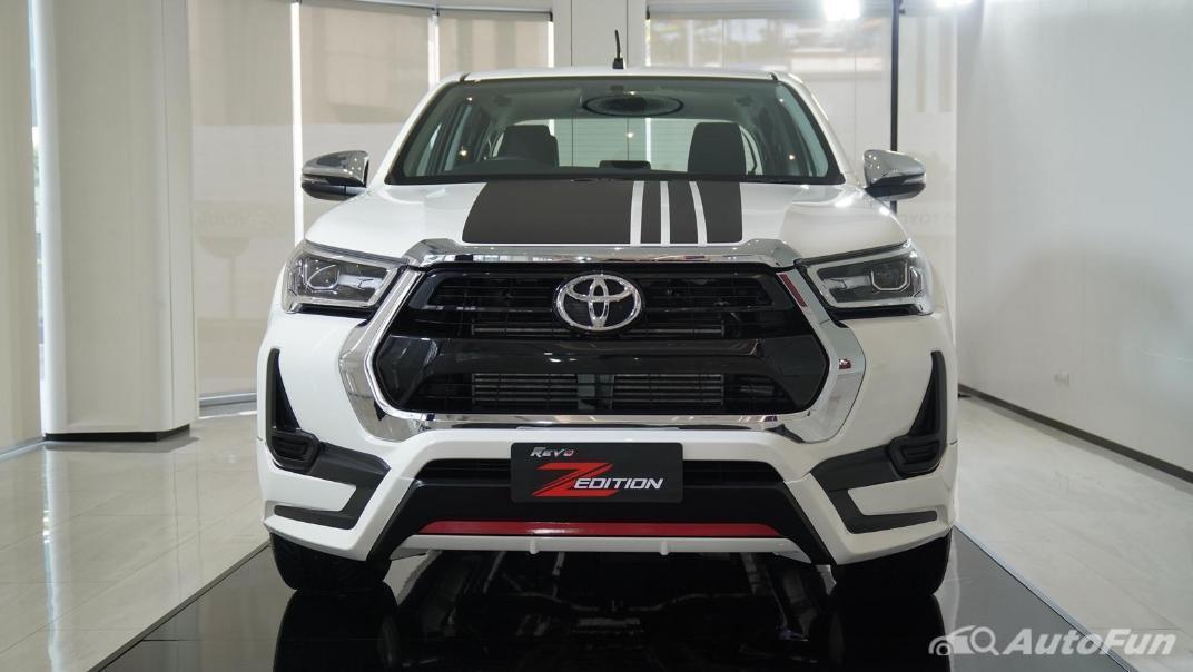 2021 Toyota Hilux Revo Double Cab Z Edition Exterior 002