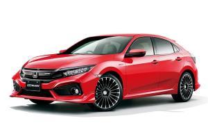 2020 Honda Civic Hatchback สวมชุดแต่ง Mugen สวยโหดโดยเฉพาะบั้นท้าย!