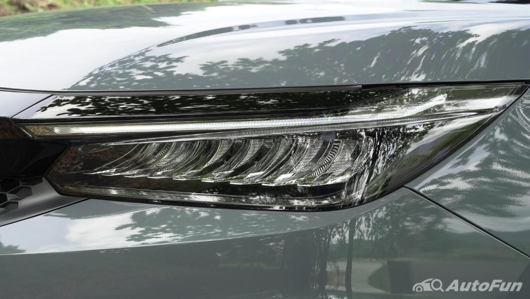 2021 Honda City Hatchback e:HEV RS Exterior 015