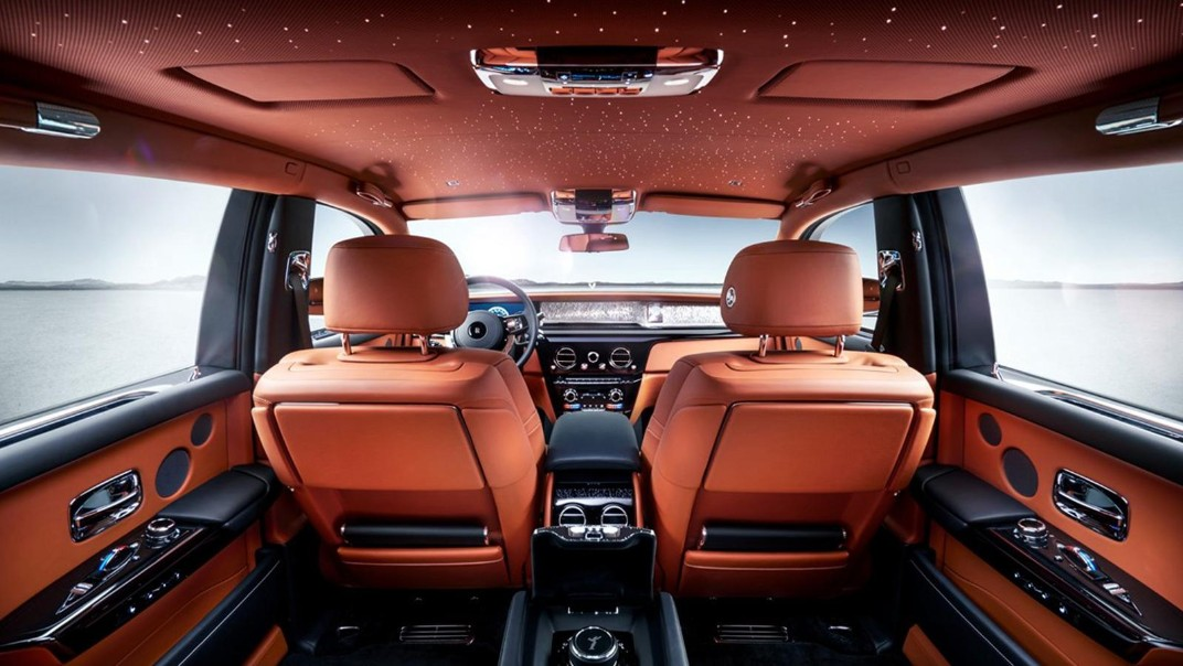 Rolls-Royce Phantom Public 2020 Interior 001