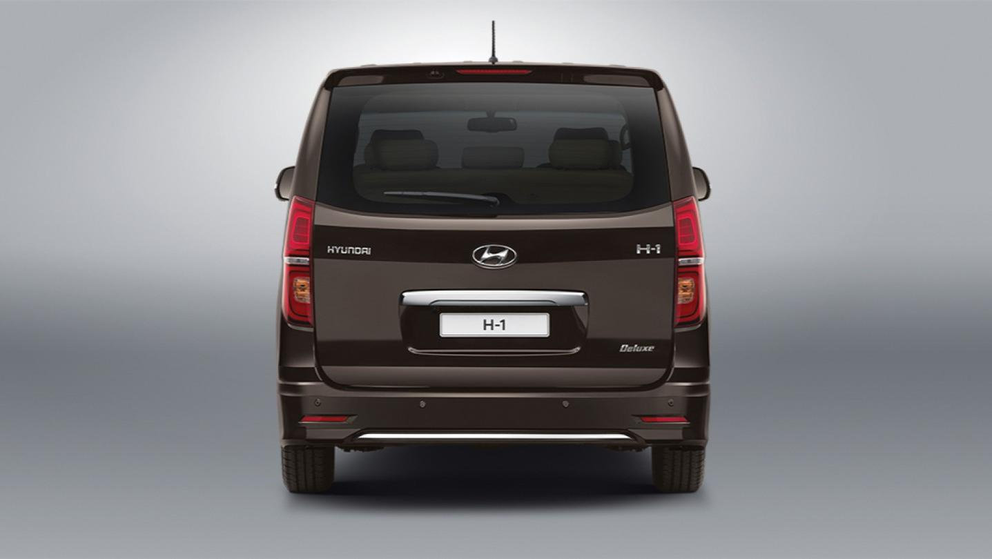 Hyundai H-1 2020 Exterior 015