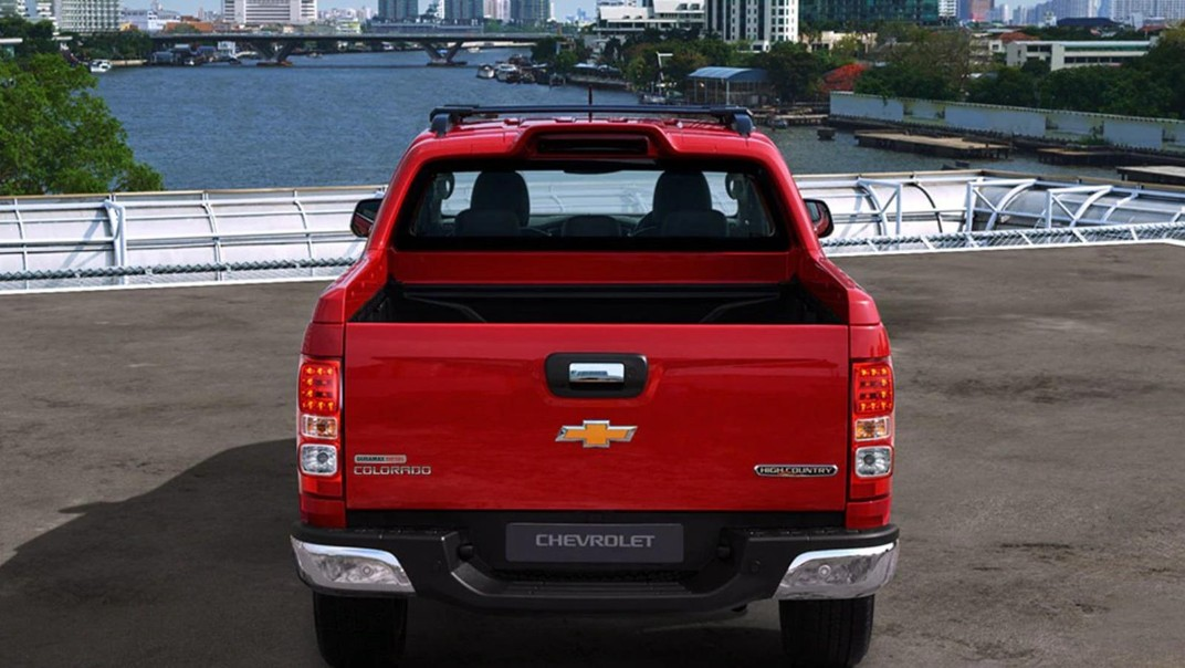 Chevrolet Colorado 2020 Exterior 008
