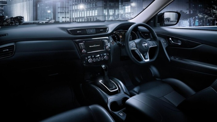 Nissan X-Trail 2020 Interior 004