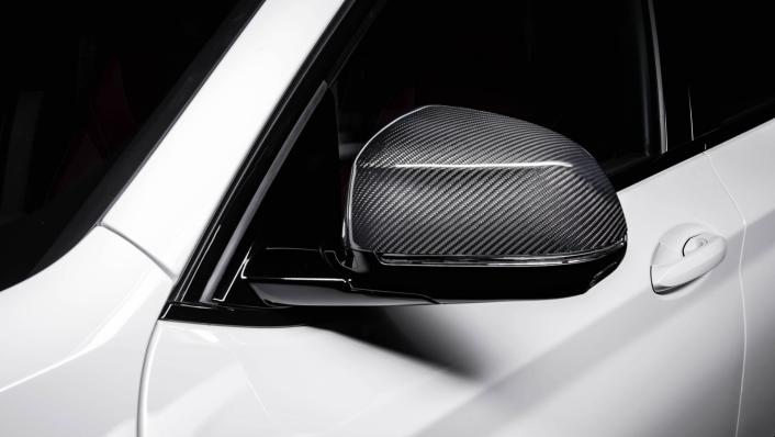 2021 BMW X3 xDrive20d M Sport Exterior 007