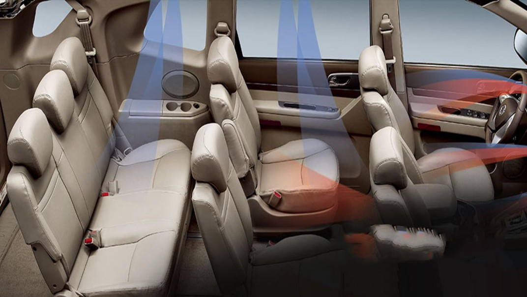 Ssangyong Stavic 2020 Interior 011