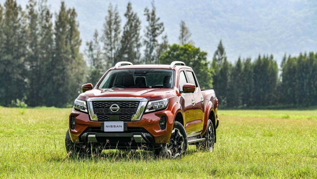 2021 Nissan Navara Double Cab 2.3 4WD VL 7AT Exterior 086