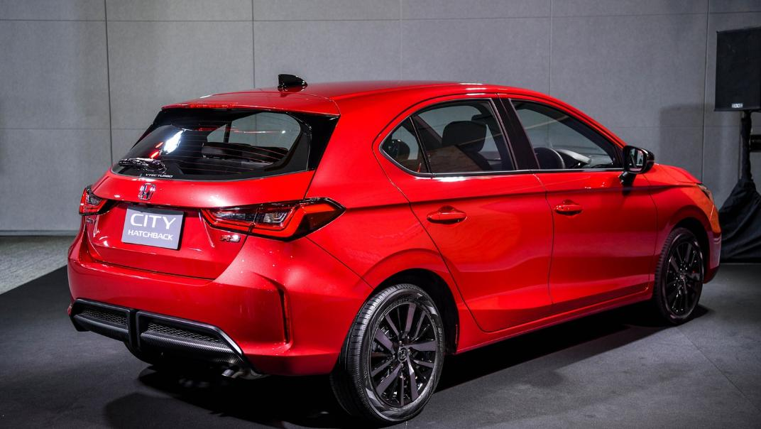 2021 Honda City Hatchback 1.0 Turbo RS Exterior 023