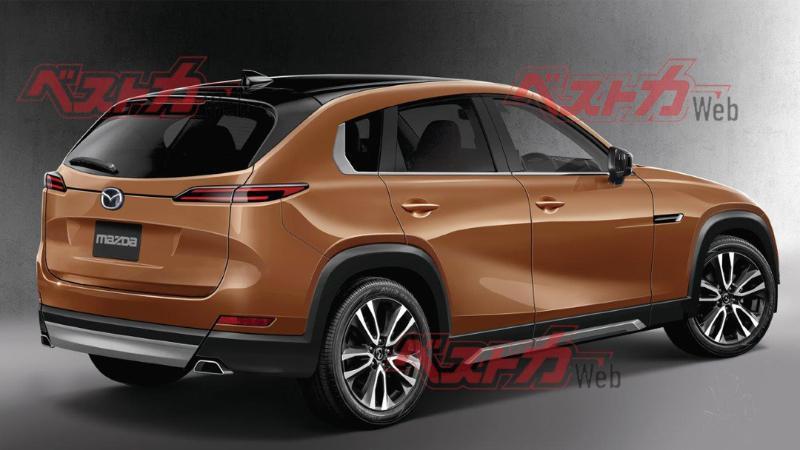 คาดราคาทะลุ 2 ล้านบาท! 2023 Mazda CX-5 เจนเนอเรชั่นใหม่ยกระดับเทียบชั้นรถยุโรป 02