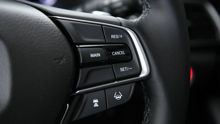2021 Honda Accord 1.5 Turbo EL Interior 005