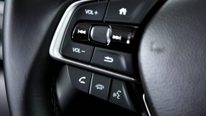 2021 Honda Accord 2.0L e:HEV EL+ Interior 005
