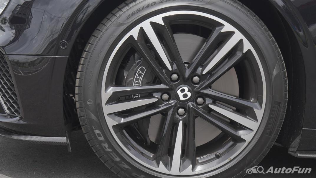 2020 Bentley Continental-GT 4.0 V8 Exterior 046