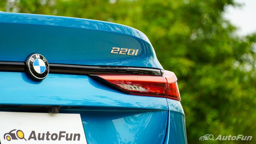 2021 BMW 2 Series Gran Coupe 220i M Sport Exterior 036