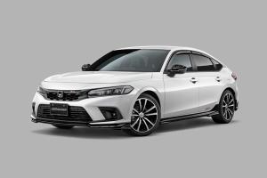 ตัวแรงก็มา 2022 Honda Civic Mugen เตรียมส่งชุดแต่งท่อ - ล้อ 18 นิ้ว ลุยตลาดกันยายนนี้