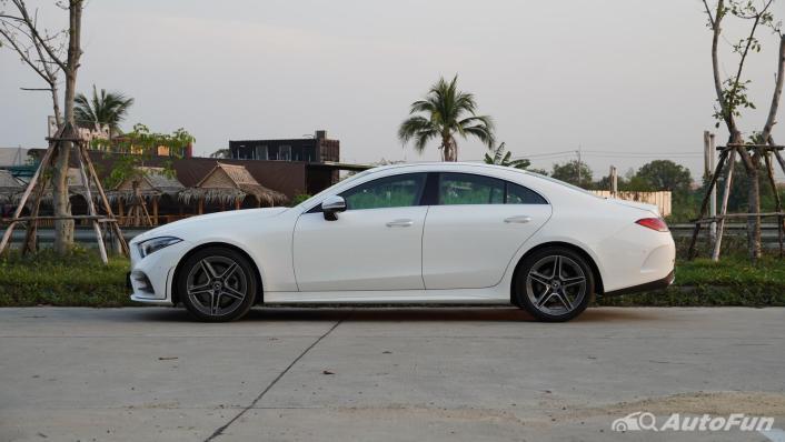 2021 Mercedes-Benz CLS 220 d AMG Premium Exterior 008
