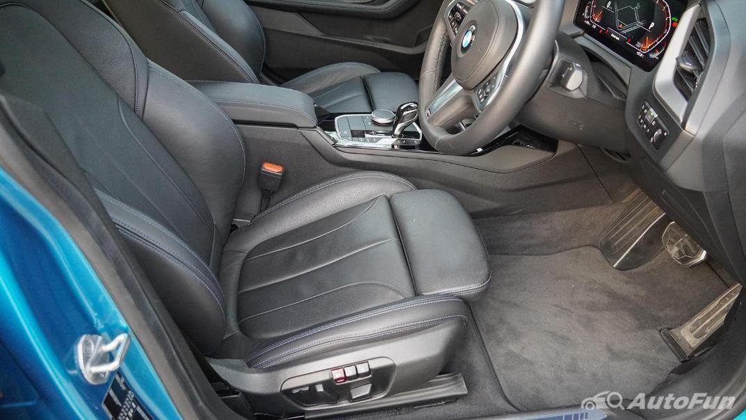 2021 BMW 2 Series Gran Coupe 220i M Sport Interior 049