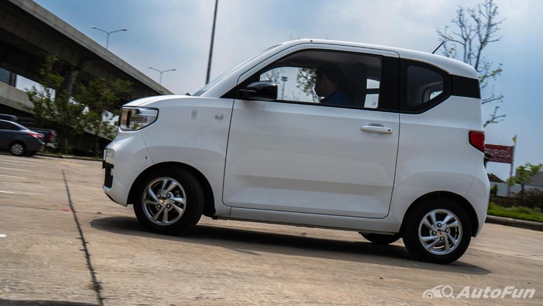 2020 Wuling Mini EV Exterior 041