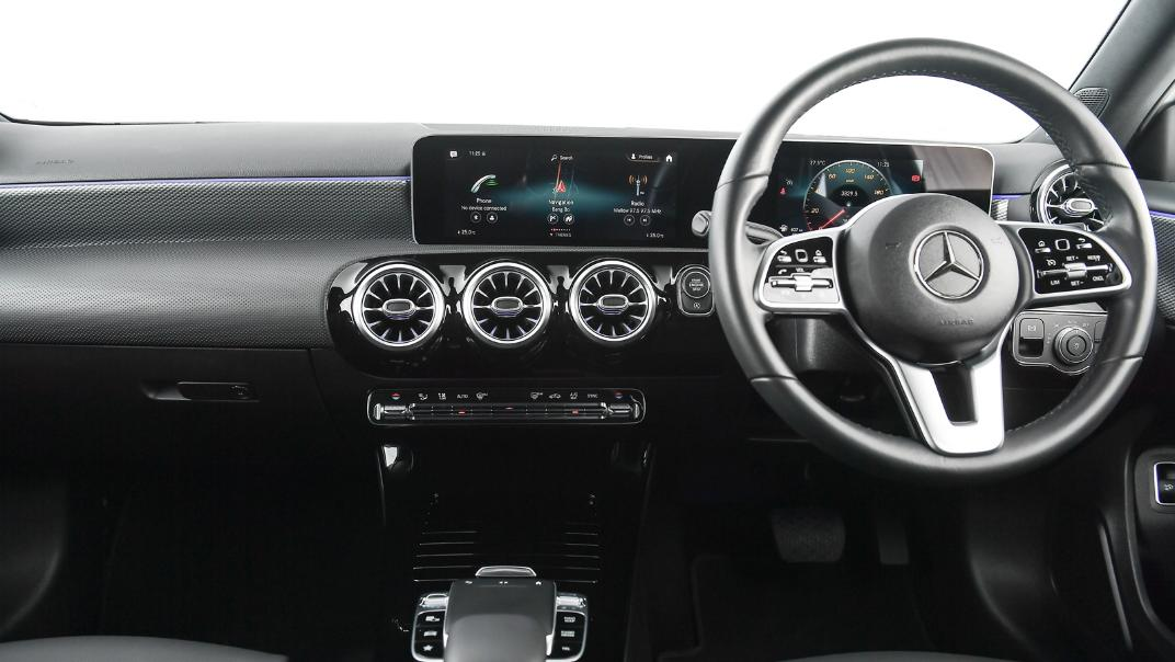 2021 Mercedes-Benz A-Class A 200 Progressive Interior 008