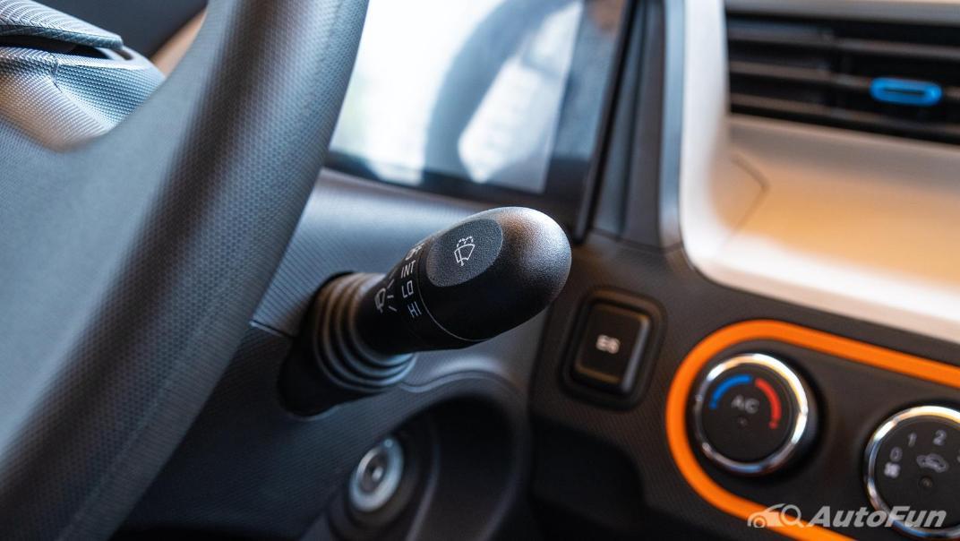 2020 Wuling Mini EV Interior 005