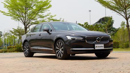 2021 Volvo S90 Recharge ราคารถ, รีวิว, สเปค, รูปภาพรถในประเทศไทย   AutoFun