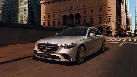 2021 Mercedes-Benz S-Class S 350 d AMG Premium ราคารถ, รีวิว, สเปค, รูปภาพรถในประเทศไทย | AutoFun