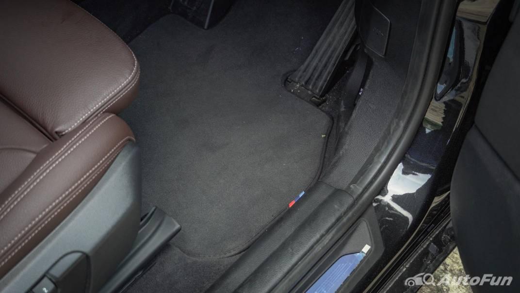 2021 BMW X1 2.0 sDrive20d M Sport Interior 043