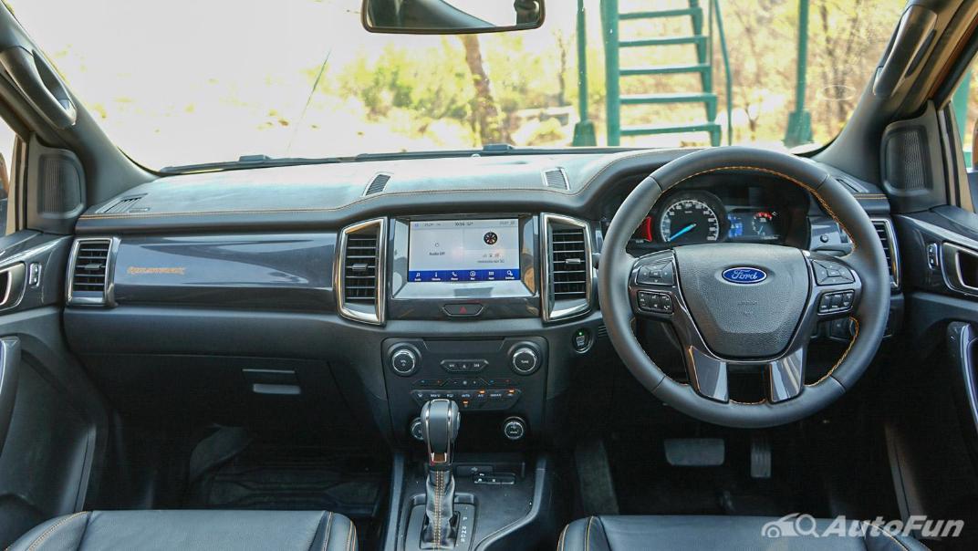 2020 Ford Ranger Double Cab 2.0L Turbo Wildtrak Hi-Rider 10AT Interior 001