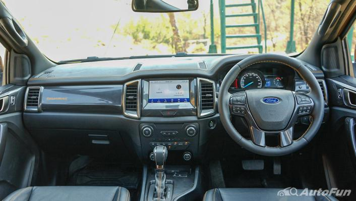 2020 Ford Ranger Double Cab 2.0L Turbo Wildtrak Hi-Rider 10AT Interior 001