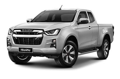 Isuzu D-Max 2 Door