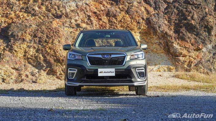 2020 Subaru Forester 2.0i-S EyeSight GT Exterior 002