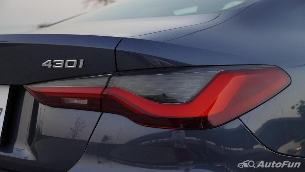 2020 BMW 4 Series Coupe 2.0 430i M Sport Exterior 022